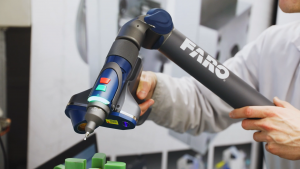 3D Laser Scanning with Faro Arm